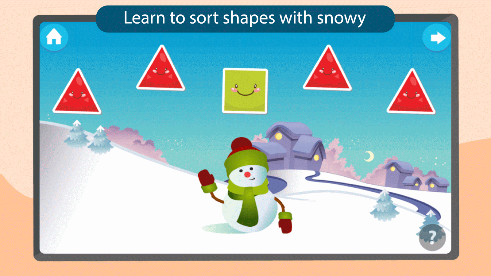 Toddlers Learn Shapes & Colors- screenshot