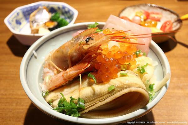 尋味山房日式丼飯 / 生魚片炸物鰻魚飯