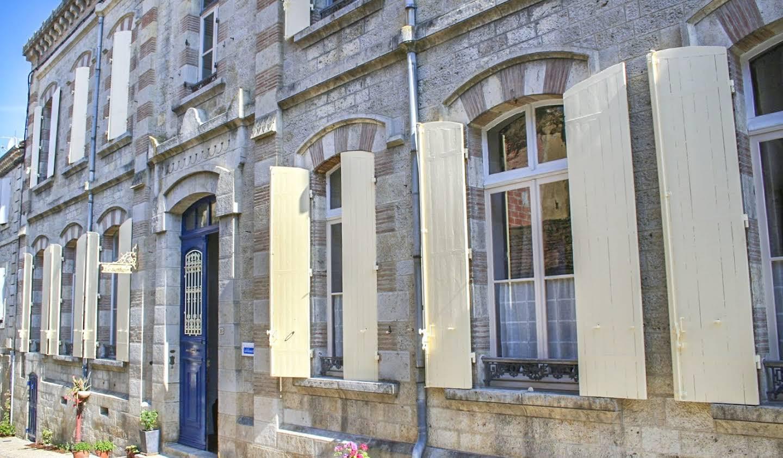 Maison Saint-Clar