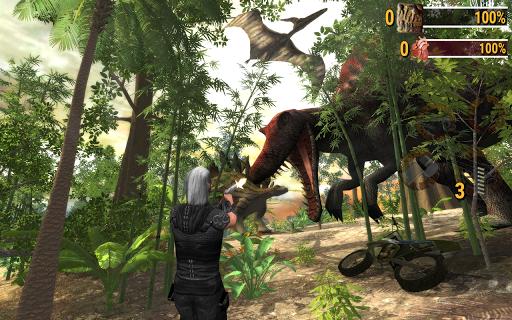 Dinosaur Assassin: Online Evolution screenshots 16