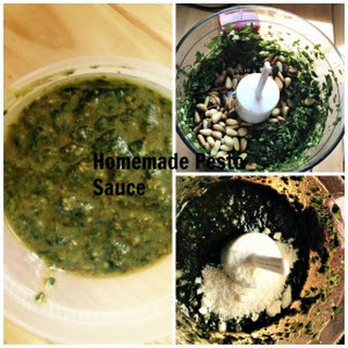Pesto Sauce With Dried Basil Leaves Recipes