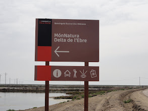 Photo: Tancada Lake reserve is part of major Delta conservation project