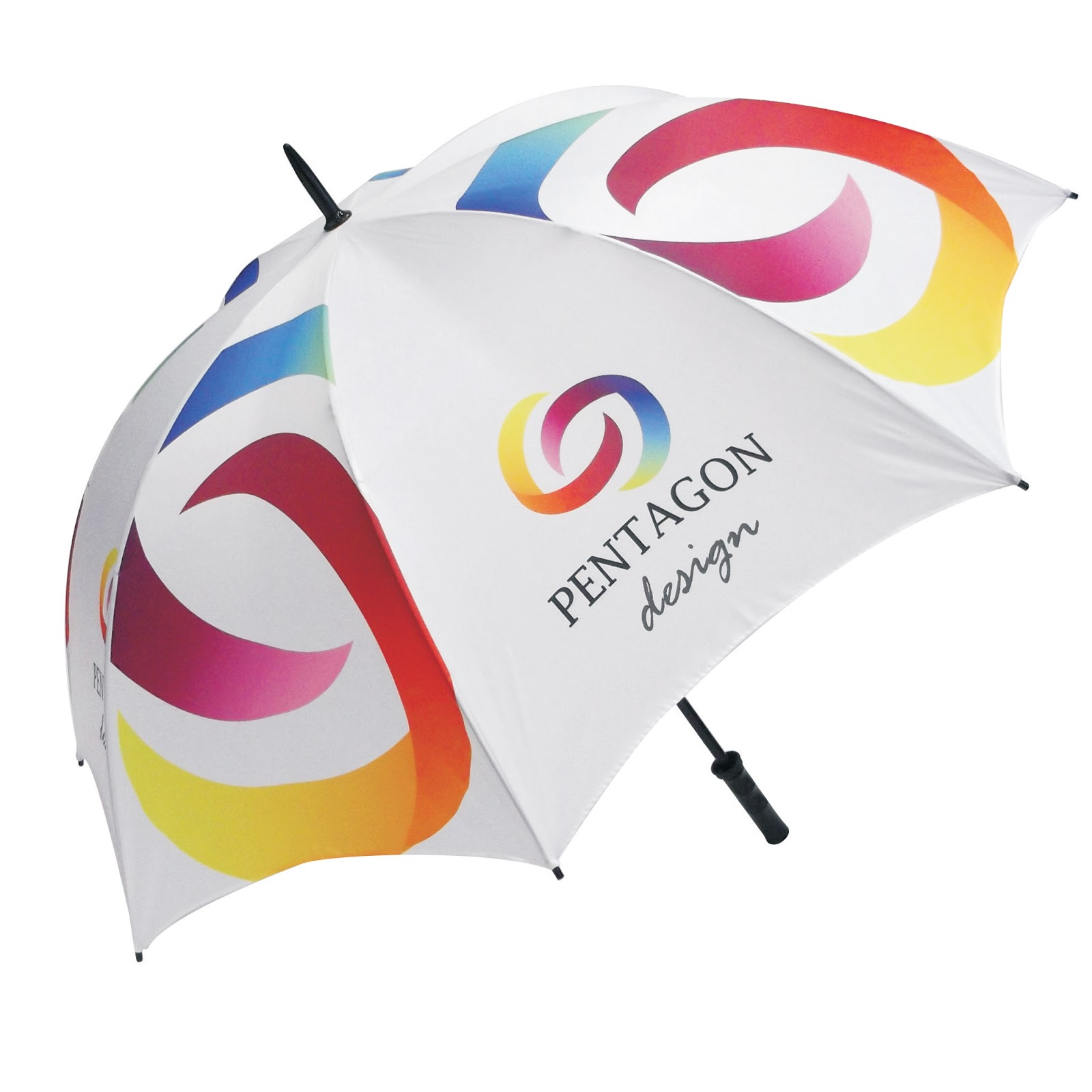 Printed Promotional Sports Umbrellas