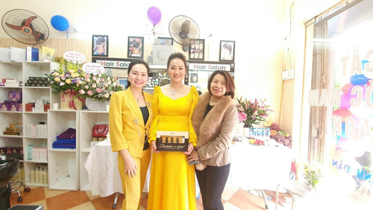 Linh Nham Group ký kết hợp tác với Viện thẩm mỹ quốc tế Han Beauty - Ảnh 2
