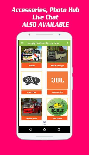 kerala bus mod livery painmod.com screenshots 2