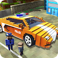 Blocky San Andreas SWAT Police 2 icon