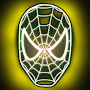Draw Glow Super heros APK icon