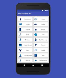 Unit Converter Pro 2.3 [Mod + APK] Android 1