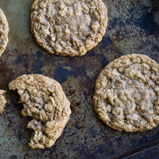 Gluten-free Oatmeal Toffee Cookies