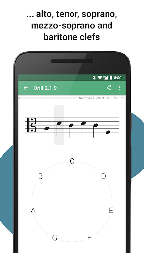 Complete Music Reading Trainer screenshot 4