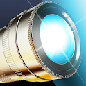 Flashlight HD LED icon
