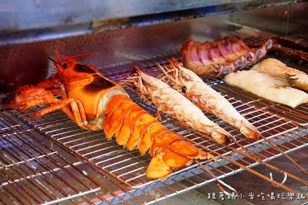 老九門海鮮燒物