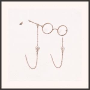 オシャレ眼鏡