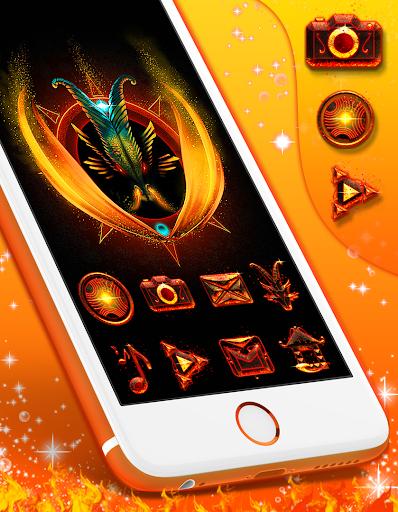 Fire GO Launcher 1.184.1.102 screenshots 1