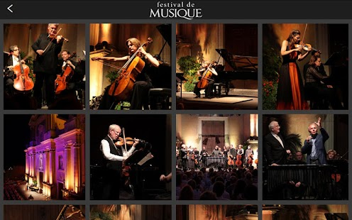 Festival Menton- screenshot thumbnail