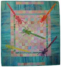 "Photo: ""Dragonflies"" by Susan Brubaker Knapp www.bluemoonriver.com"