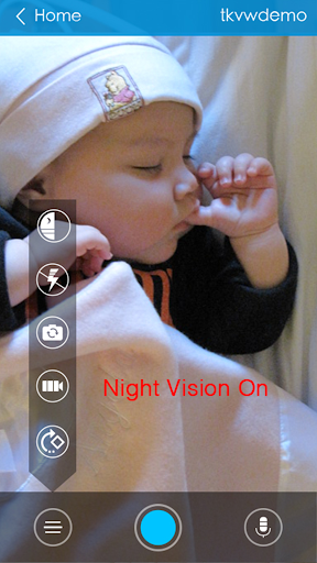 Night Vision IP Camera screenshot