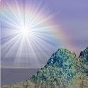 Beautiful Mountains FREE LWP icon