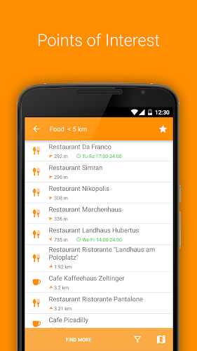 OsmAnd+ Maps & Navigation APK v2.0.1