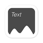 Photext-easy mix txt and photo