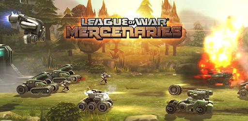 league of war mercenaries apps on google play
