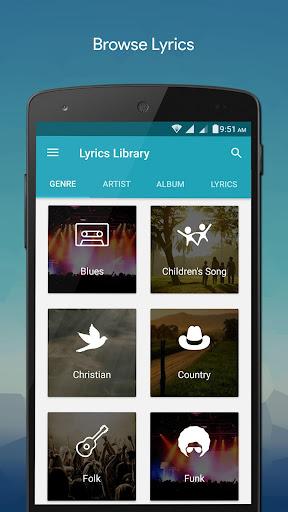 Lyrics Library