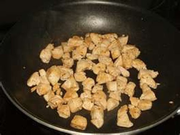 Place in a per-heated frying pan over meduim heat. heat to warm. In small...