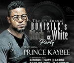 Bonisile's 4th Annual Black & White Affair : Rush Night Club