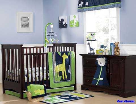 Baby room decoration design android apps on google play for Idee deco kamer
