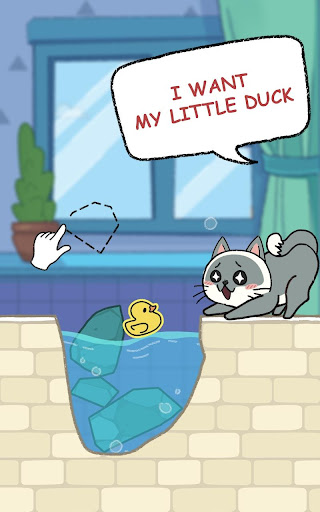 Dumb Cat House - Cute Kitten & Super Cat Puzzle 1.0.8 screenshots 2