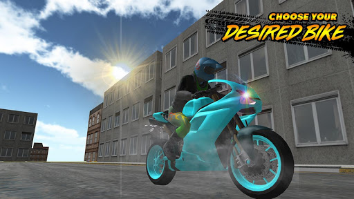 Tricky Bike Stunt Rider DX 1.0.3 screenshots 2