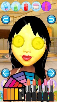 Princess Game Salon Angela 3D