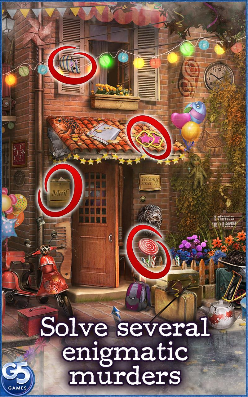 Letters From Nowhere®: Mystery screenshot #4