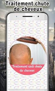 Traitement de chute de cheveux - náhled