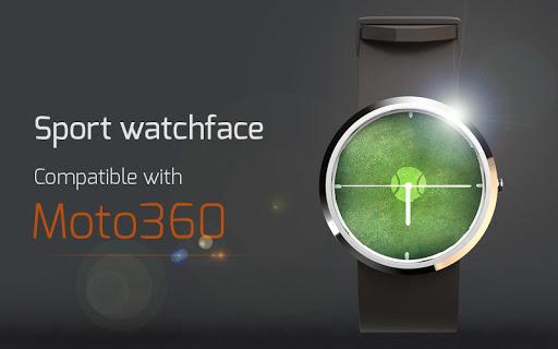 Sport Watchface