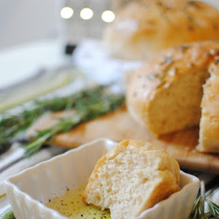Rosemary Peasant Bread