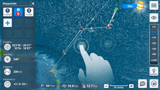 Virtual Regatta Offshore apkpoly screenshots 11