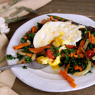 Egg Stir Fry Breakfast Recipes.