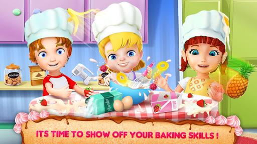 美味蛋糕製造商3D