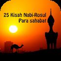 25 Kisah Nabi Rasul & Sahabat icon
