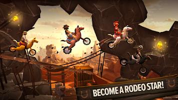 Screenshot of Trials Frontier