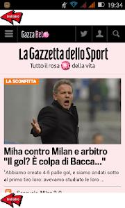Giornali e Quotidiani screenshot 5