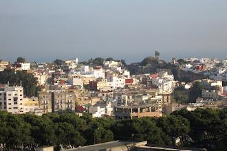 Photo: La medina et la kasbah