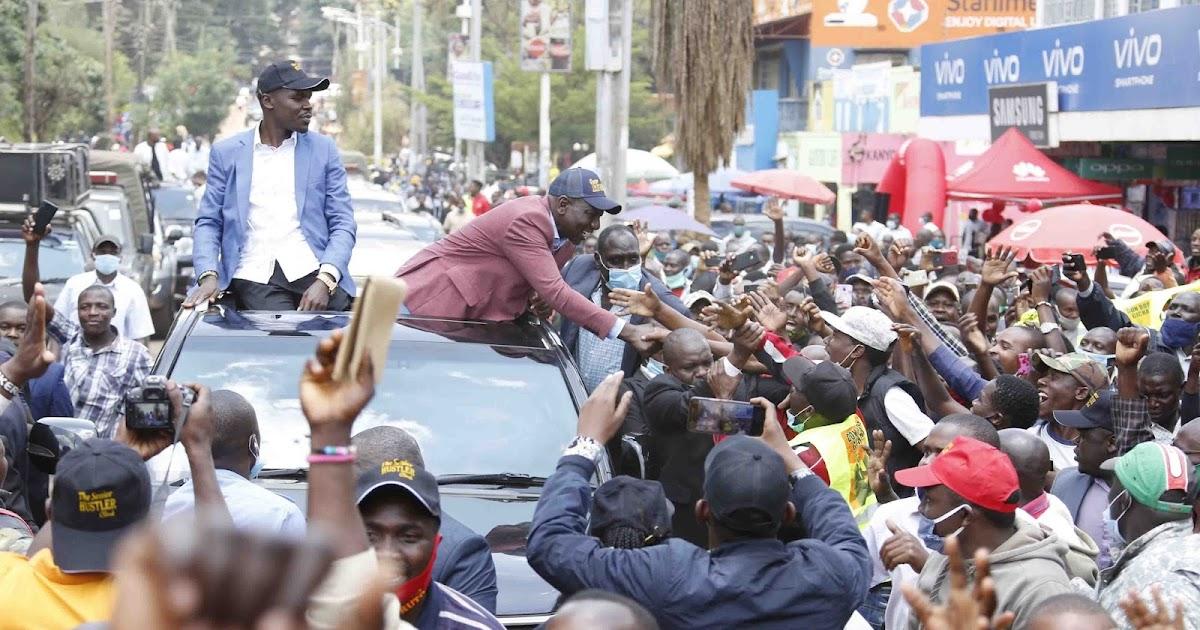 "Rebuttal to ""10 reasons why DP Ruto will be next president"" - Beaking Kenya  News"