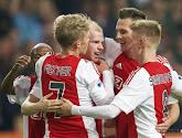 Ajax Amterdam heeft Feyenoord Rotterdam bij de kraag, wereldgoal Bazoer