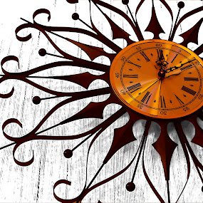 12:10 by Shawn Vanlith - Artistic Objects Other Objects ( 12:10, clock, wallclock )