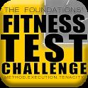 Fitness Test Challenge icon