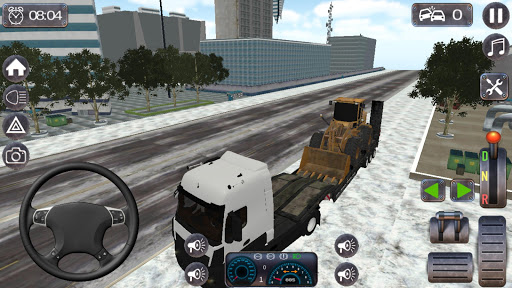 Truck Tractor Simulator 2019 modavailable screenshots 14
