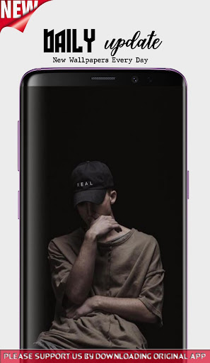 ... Screenshot for NF (rapper) Wallpapers in United States Play Store ...