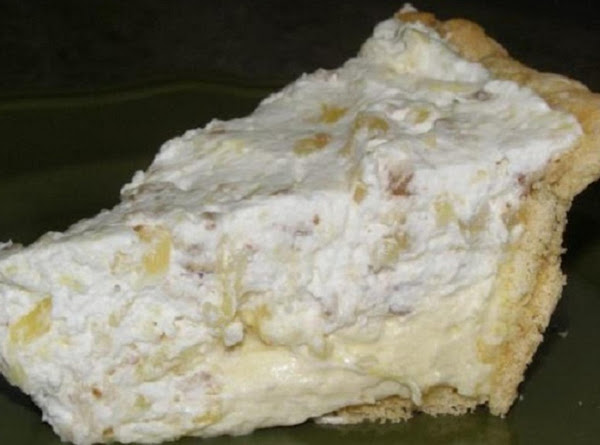 Furr's Cafeteria Pineapple Millionaire Pie (with Adjustments For Diabetics To Be Able To Eat Some) Recipe